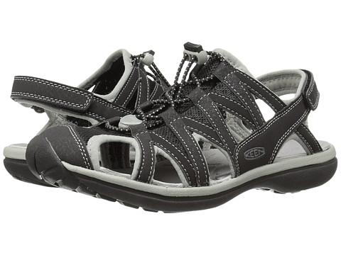 Keen Sage Sandal - Black/Black