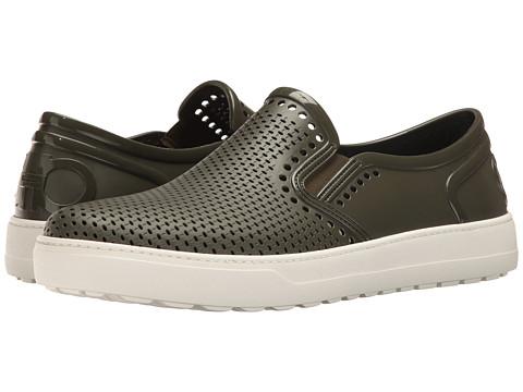 Salvatore Ferragamo Fly Sneaker - Khaki