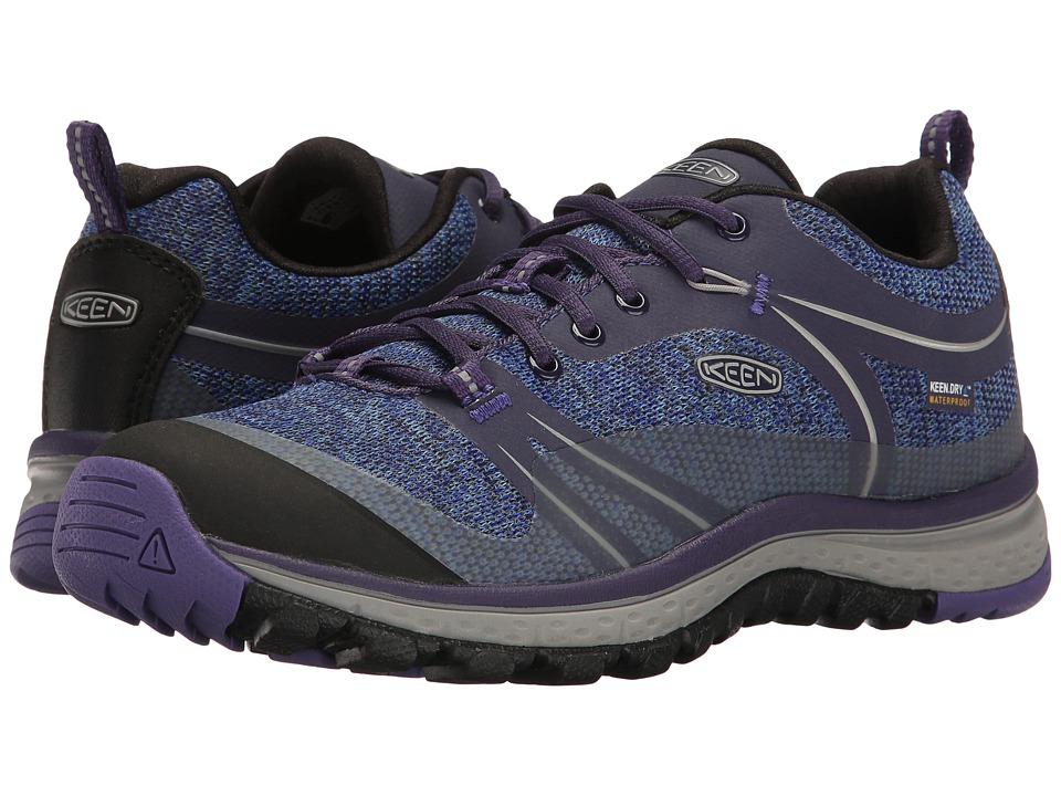 Keen Terradora Waterproof (Astral Aura/Liberty) Women's Shoes