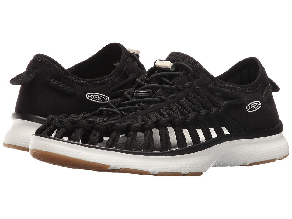 Keen Uneek O2 (Black/Harvest Gold) Women's Shoes