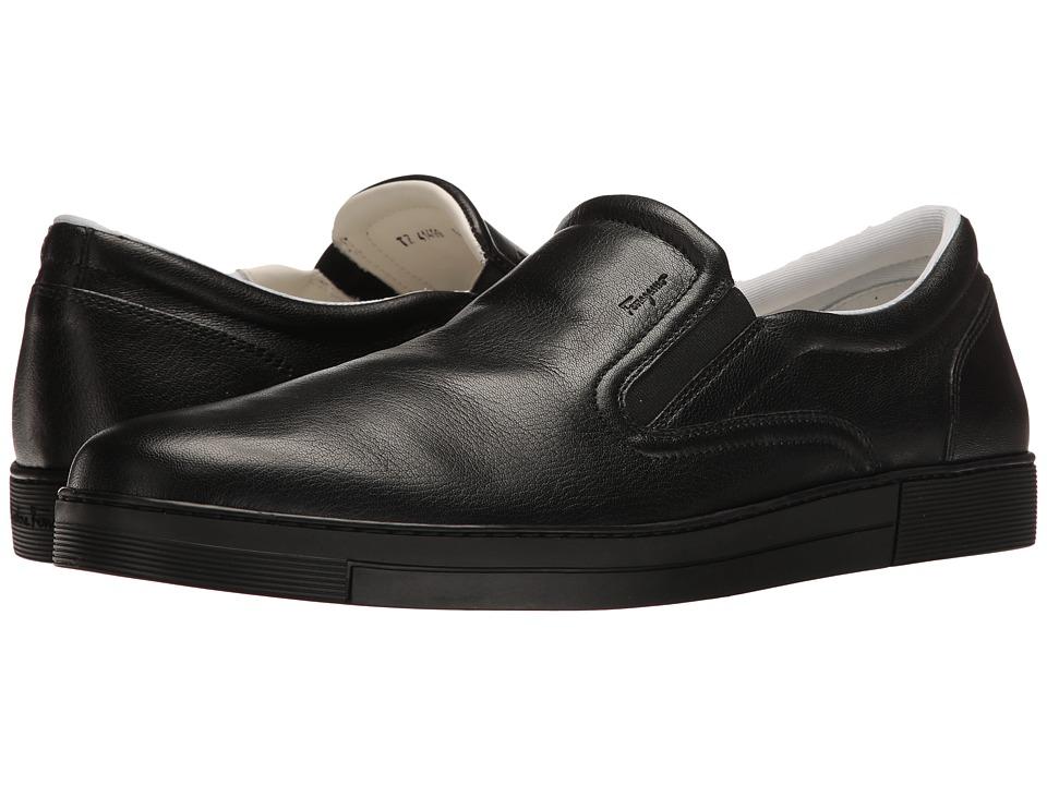 Salvatore Ferragamo Miraggio Sneaker (Black 1) Men