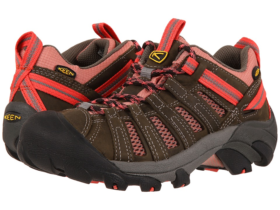 Keen - Voyageur (Raven/Rose Dawn) Womens Shoes