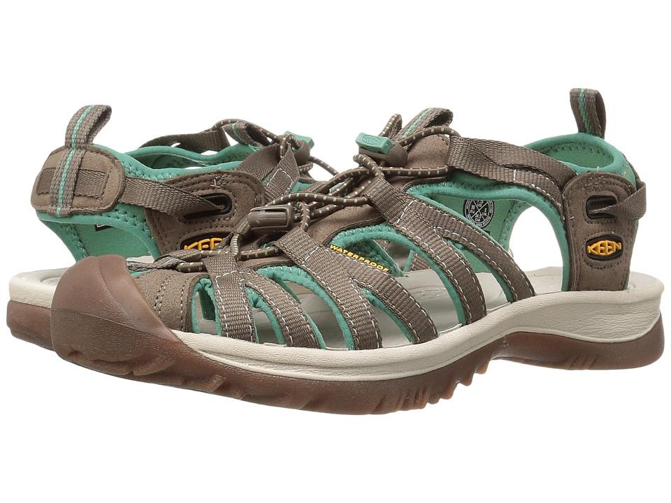Keen Whisper (Shitake/Malachite) Sandals