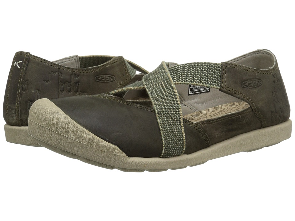 Keen Lower East Side MJ (Olive/Dried Sage) Women