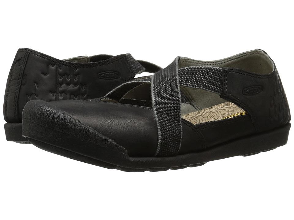 Keen Lower East Side MJ (Grey/Black) Women's Shoes