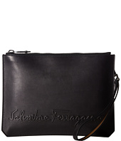 Salvatore Ferragamo - Kentucky Travel Document Holder - 240330