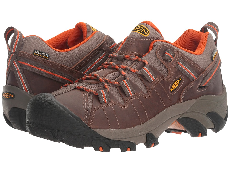 Keen Targhee II (Bungie Cord/Burnt Orange) Men