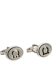 Salvatore Ferragamo - Smile Cufflinks - 544013