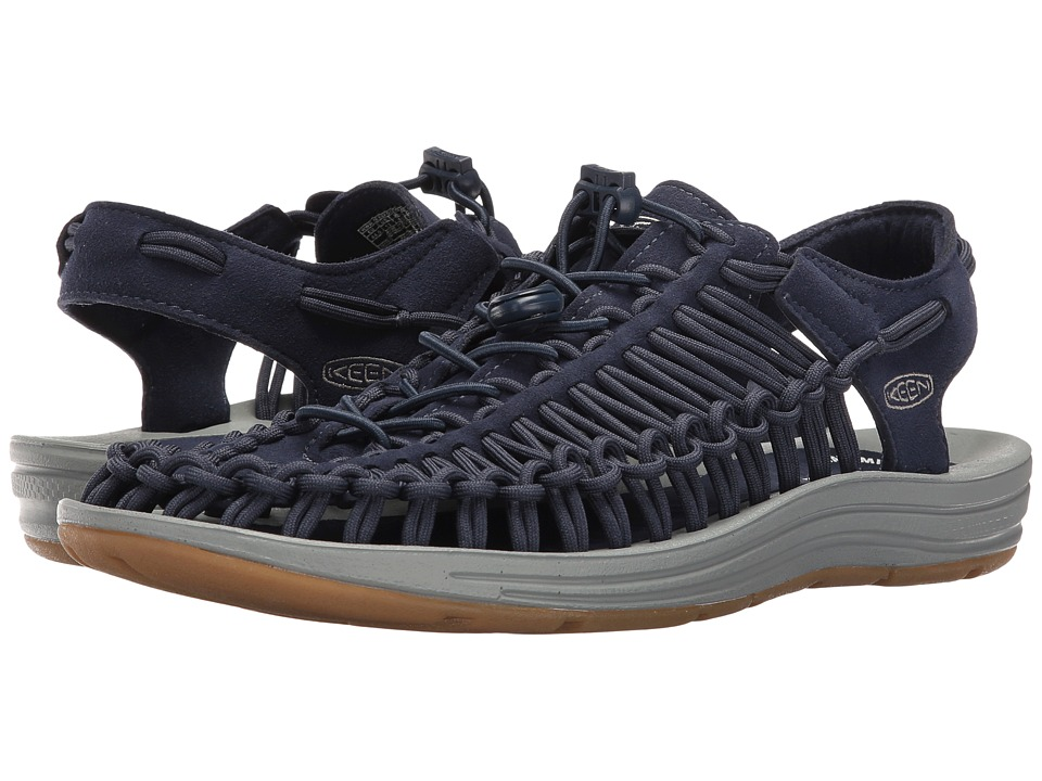 Keen Uneek (Dress Blues/Neutral Gray) Men