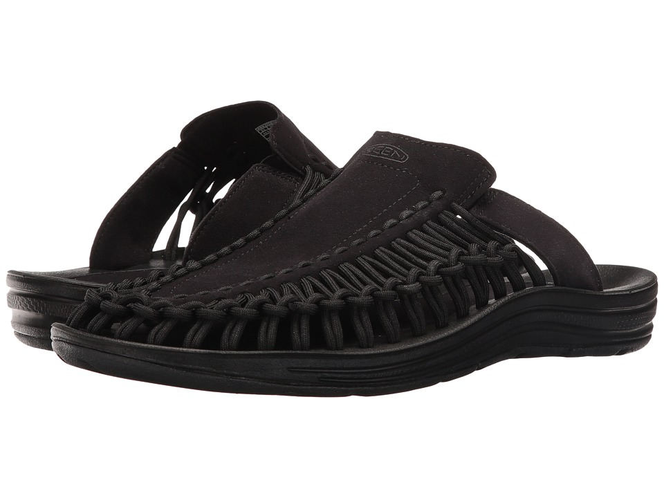 Keen Uneek Slide (Black/Black) Men