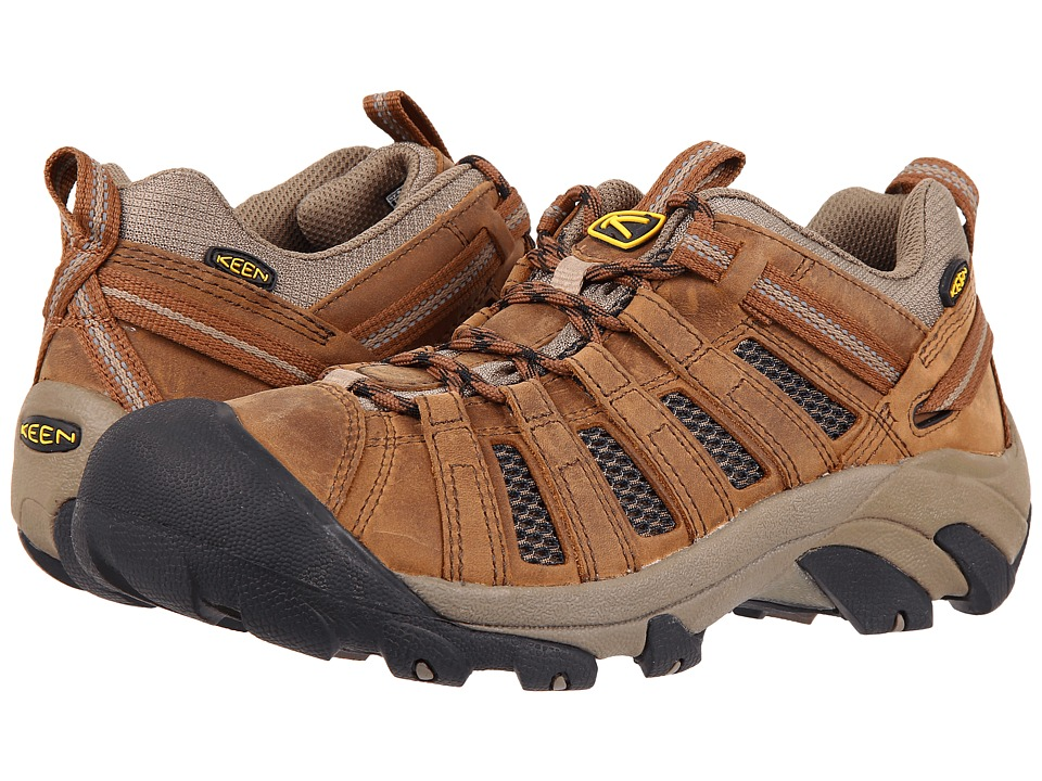 Keen - Voyageur (Crisp/Shitake) Mens Shoes