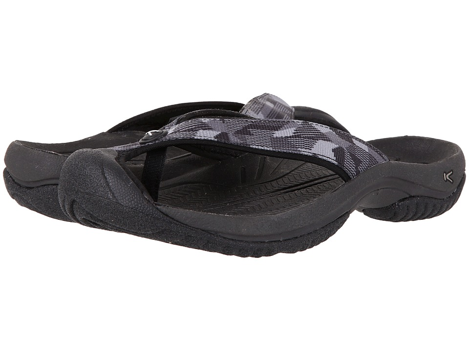 Keen Waimea H2 (Black/Neutral Gray) Men