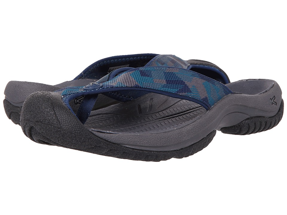 Keen Waimea H2 (Dress Blues/Deep Teal) Men