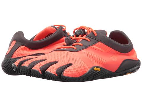 Vibram FiveFingers KSO EVO - Fiery Coral/Grey