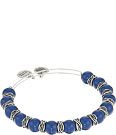 Alex and Ani - Denim Independence Beaded Bangle