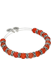 Alex and Ani - Earth Red Independence Beaded Bangle