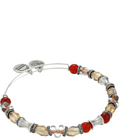 Alex and Ani - Earth Red United Beaded Bangle
