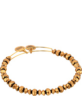 - Canyon Beaded Bangle  Gold