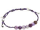 Alex and Ani - Amethyst Precious Threads Bracelet
