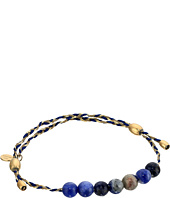 Alex and Ani - Precious Threads Sodalite Gemstone Soul Blue Braid