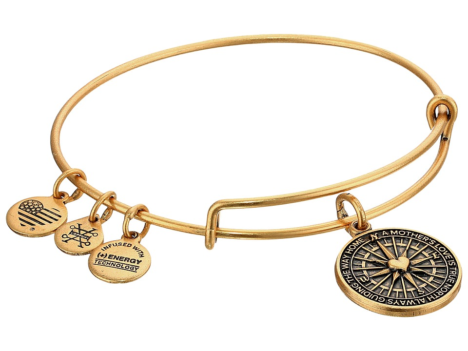 Alex and Ani - True Direction (Rafaelian Gold) Bracelet