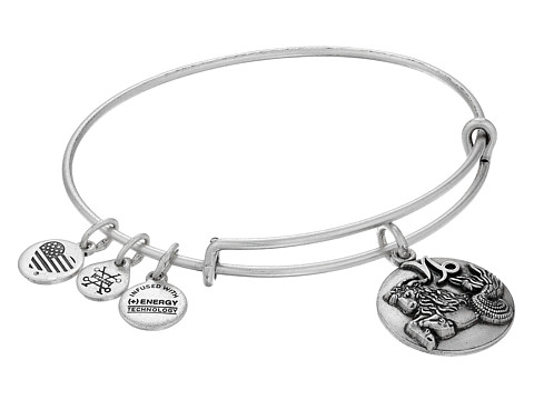 Alex and Ani Capricorn III - Rafaelian Silver