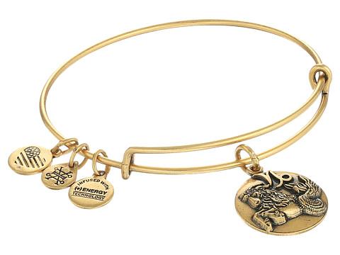 Alex and Ani Capricorn III - Rafaelian Gold