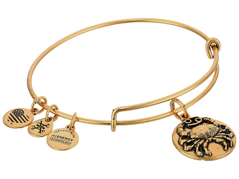 Alex and Ani Cancer III - Rafaelian Gold