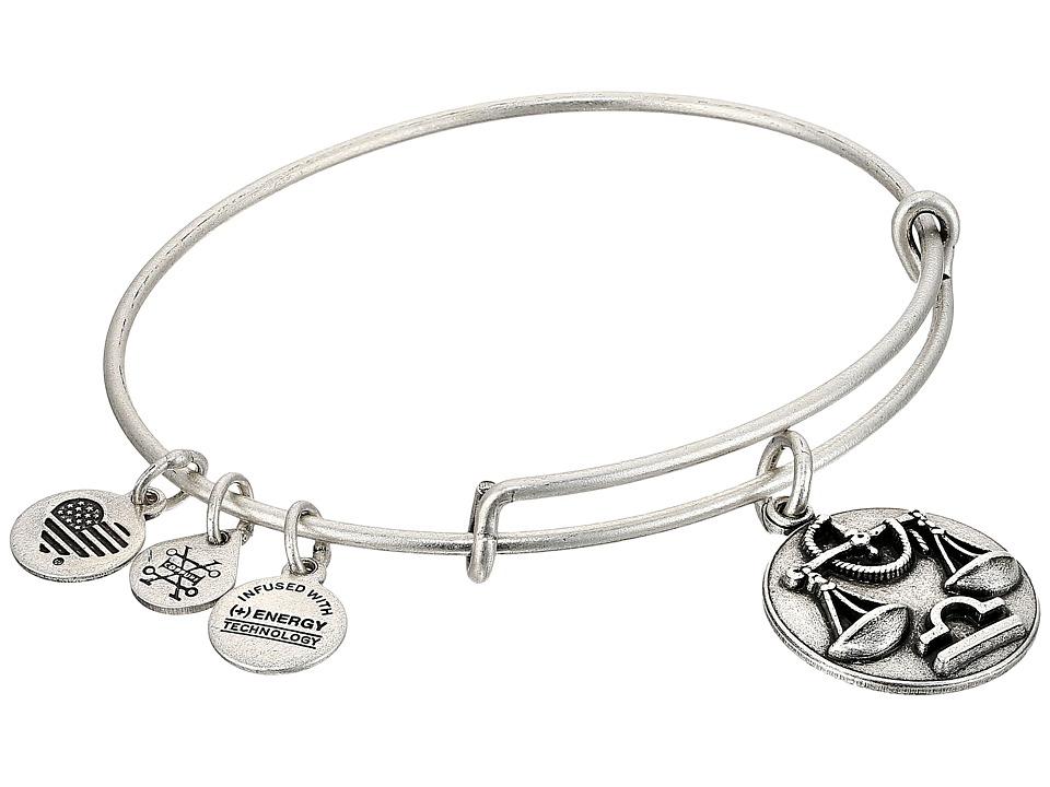 Alex and Ani - Libra III (Rafaelian Silver) Bracelet