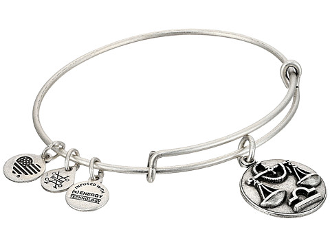 Alex and Ani Libra III - Rafaelian Silver