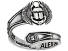 Alex and Ani - Spoon Ring Scarab