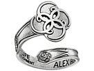 Alex and Ani Alex and Ani Spoon Ring Breath of Life