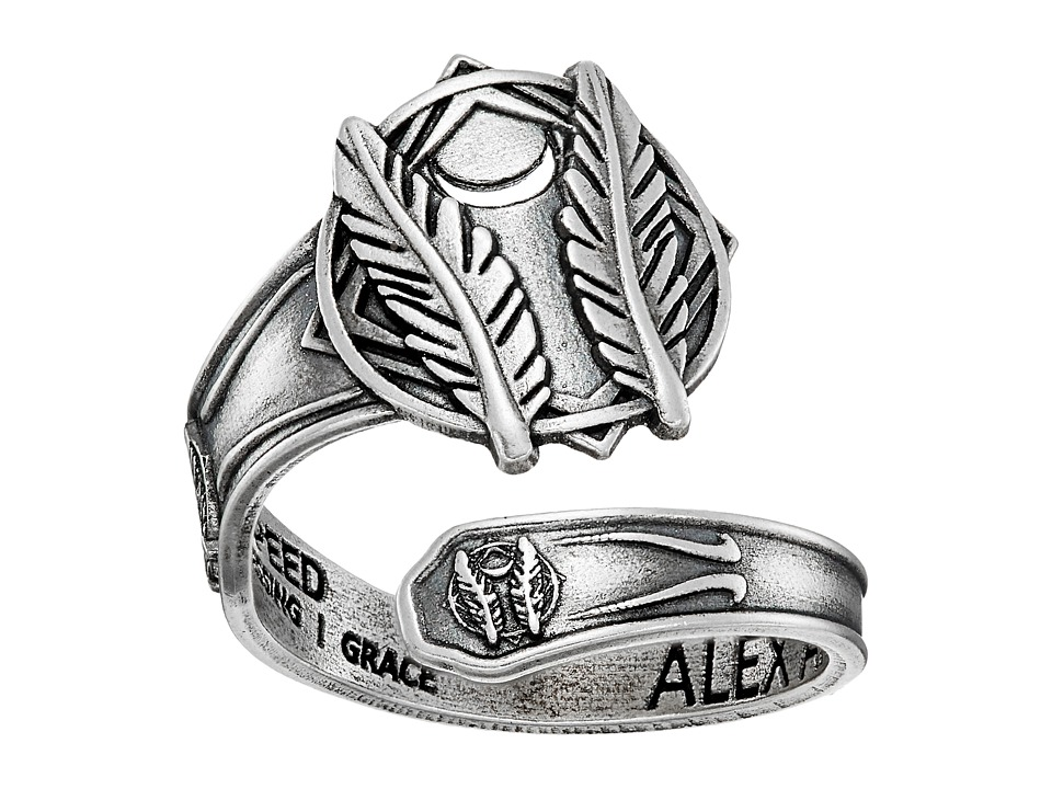 Alex and Ani - Spoon Ring Godspeed (Rose) Ring
