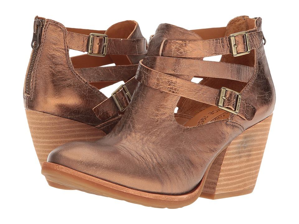 Kork-Ease Stina (Bronze Metallic) High Heels