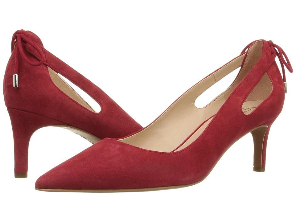 Franco Sarto - Doe (Red Suede) Women