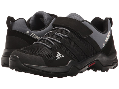 adidas Outdoor Kids Terrex AX2R CF (Little Kid/Big Kid) - Black/Black/Onix