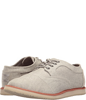 TOMS Kids - Brogue Dress Lace-Up (Little Kid/Big Kid)