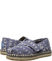 TOMS Kids - Platform Alpargata Espadrille (Toddler/Little Kid)