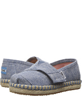 TOMS Kids - Platforn Alpargata Espadrille (Toddler/Little Kid)