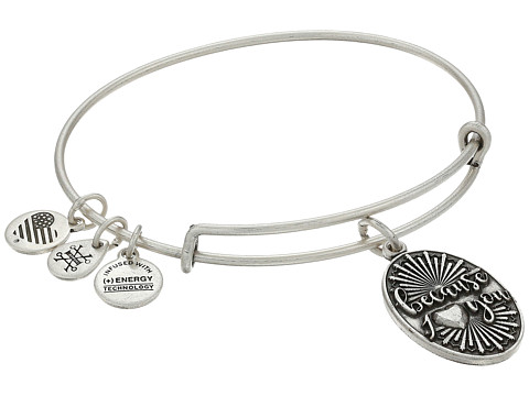 Alex and Ani Because I Love You II - Rafaelian Silver