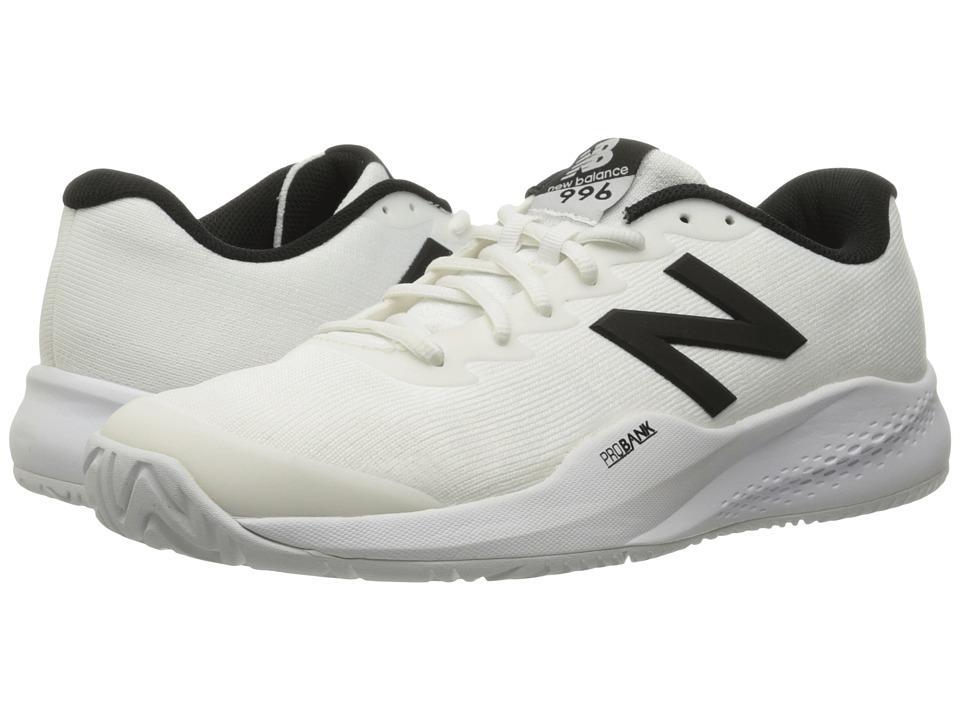 New Balance MC996v3 (White/Black) Men