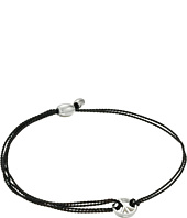 Alex and Ani - Kindred Cord Peace Black