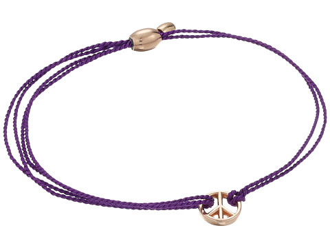 Alex and Ani Kindred Cord Peace Amethyst - Assorted