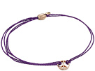 Alex and Ani Kindred Cord Peace Amethyst