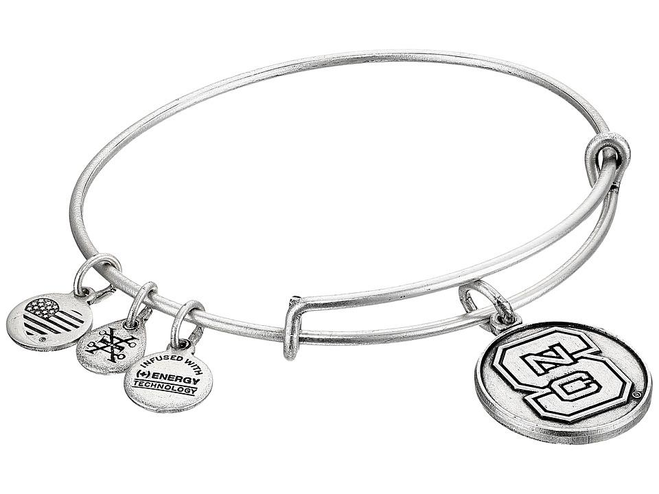 Alex and Ani - North Carolina State University (Rafaelian Silver) Bracelet