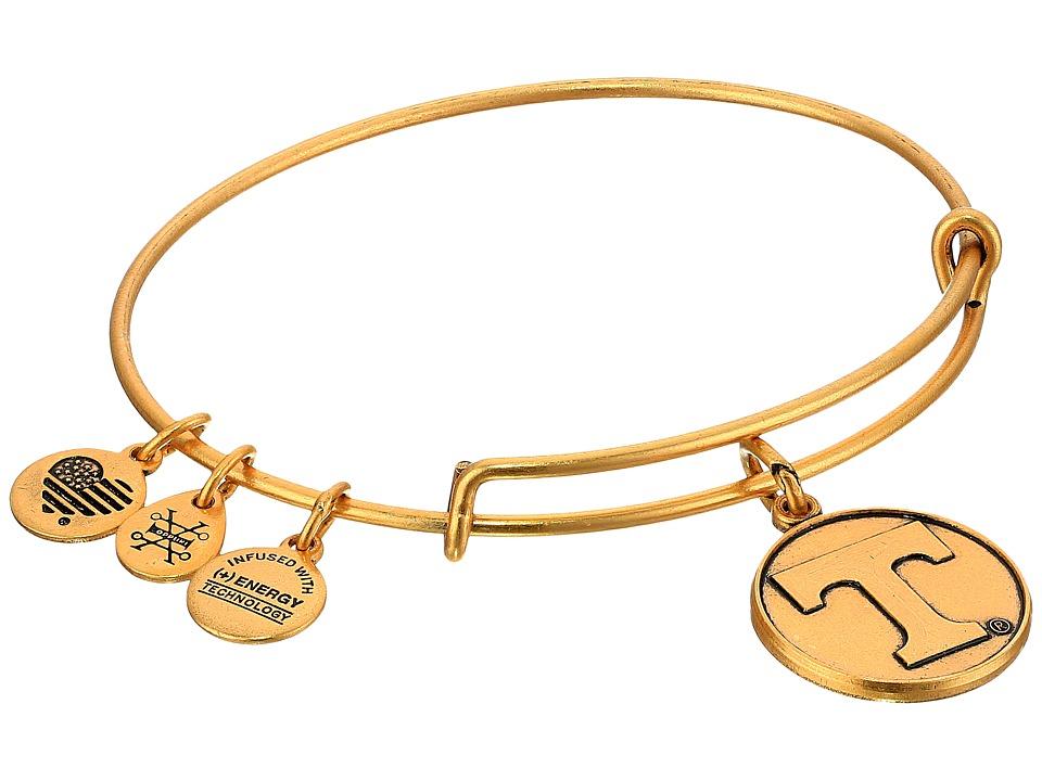 Alex and Ani - University of Tennessee (Rafaelian Gold) Bracelet