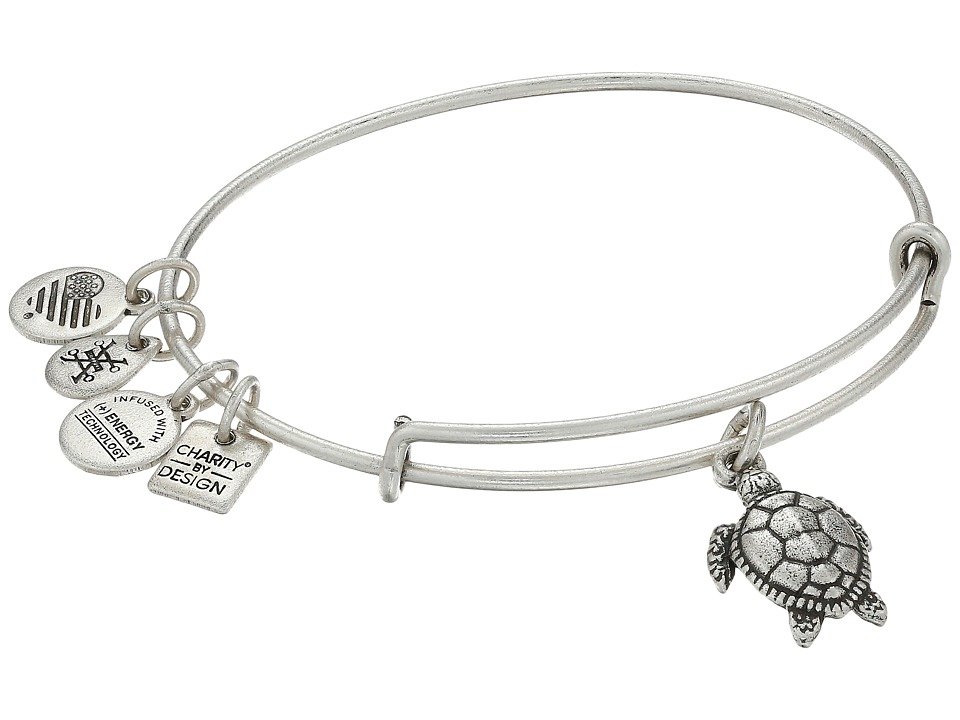 Alex and Ani - Charity By Design Turtle