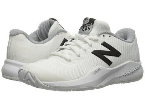New Balance WC996v3 - White/Black