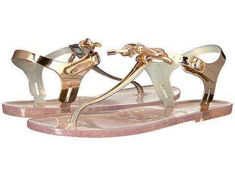 Kate Spade New York Fanley - Rose Gold Metallic Rubber/Specchio