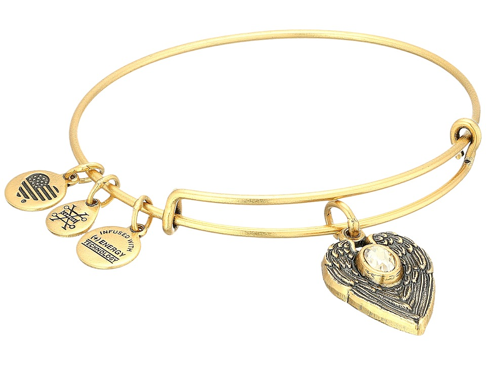 Alex and Ani - Guardian Angel (Rafaelian Gold) Bracelet